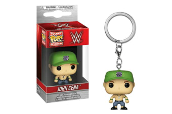 WWE John Cena Pocket Pop! Keychain