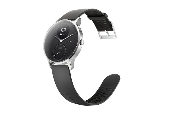 Nokia Steel HR 36mm (Black)
