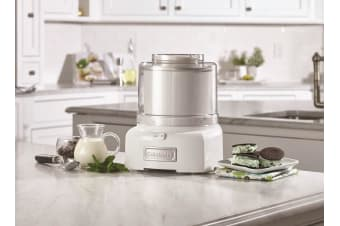 Cuisinart Ice Cream Maker White 1.5L