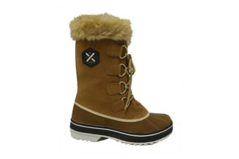 XTM Adult Female All Terrain Boots & Shoes Juno Boot Brown - 37