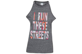 Trespass Womens/Ladies Streets Vest Top (Black Marl)