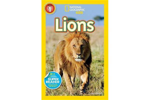 National Geographic Kids Readers - Lions