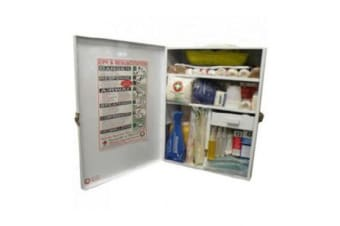 Food Industry and Hospitality Large First Aid Kit