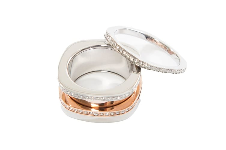 Swarovski Vio Ring Set (Size 7)