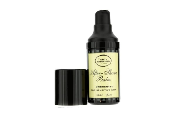 The Art Of Shaving After Shave Balm - Unscented (Travel Size, Pump, For Sensitive Skin (30ml/1oz)