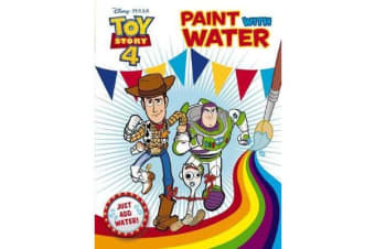 Toy Story 4 - Paint with Water