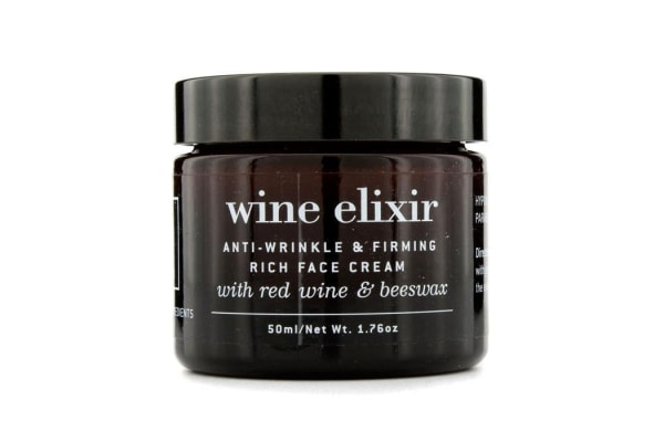 Apivita Wine Elixir Anti-Wrinkle & Firming Rich Face Cream (50ml/1.76oz)