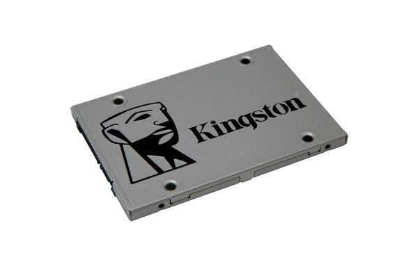 Kingston A400 240GB 2.5' SATA3 6Gb/s SSD - TLC 500/450 MB/s 7mm Solid State Drive 1 mil hrs MTBF 3yrs