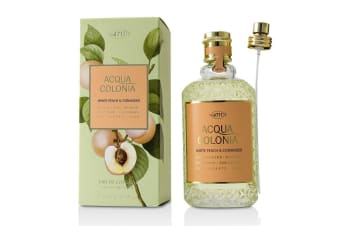 4711 Acqua Colonia White Peach & Coriander EDC Spray 170ml/5.7oz