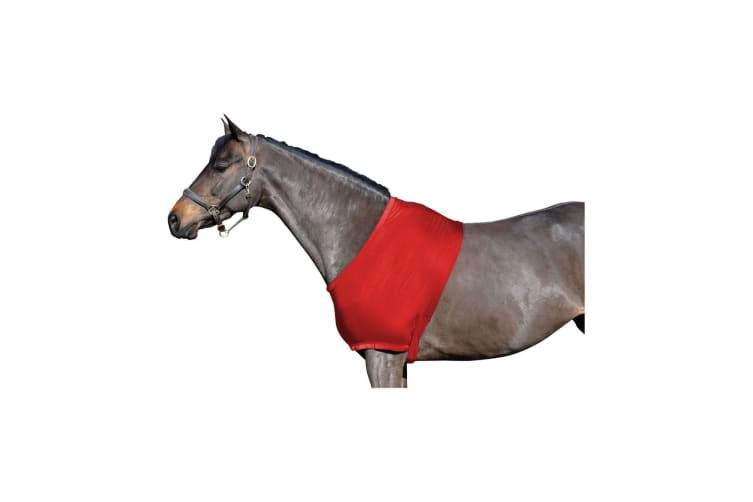 Supreme Products Spandex Vest (Red) (14.2hh)