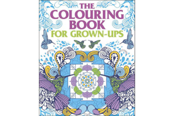 The Colouring Book For Grownups