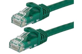 Astrotek CAT6 Cable 10m - Green Color Premium RJ45 Ethernet Network LAN UTP Patch Cord 26AWG-CCA PVC Jacket