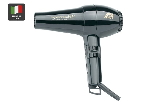 Parlux Superturbo HP 2400W Hair Dryer - Black (150016)