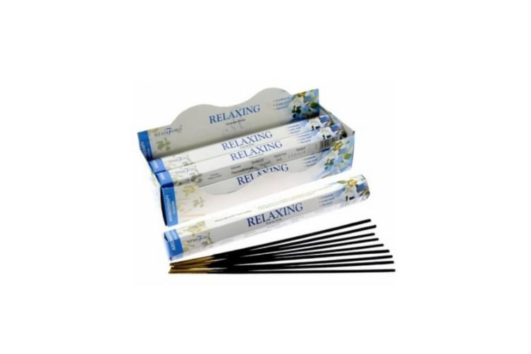 Stamford Incense Sticks (Pack Of 6) (Relaxing) (One Size)