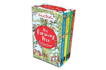 Magic Faraway Tree Set (4 book set)