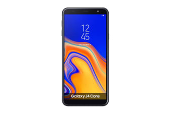 Samsung Galaxy J4 Core Dual SIM (16GB, Black)