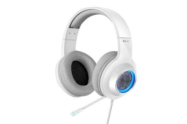 Edifier G4 7.1 Virtual Surround Sound Gaming Headset - White (SPE-G4-WHITE)