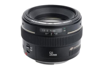 New Canon EF 50mm f/1.4 USM 50 mm F1.4 Lens (FREE DELIVERY + 1 YEAR AU WARRANTY)