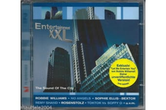 Entertainment XXL 2 DISC Sophie Ellis Bextor Get over you. Spears CD NEW SEALED