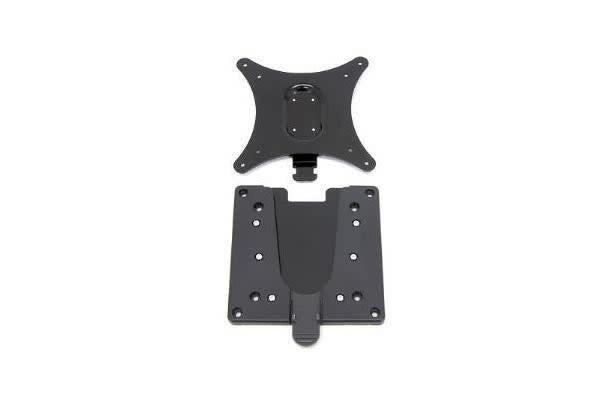 Ergotron Monitor Quick Release Bracket Charcoal