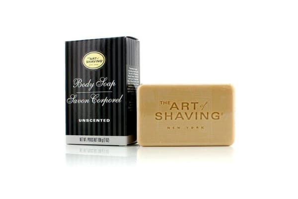 The Art Of Shaving Body Soap - Unscented 198g/7oz