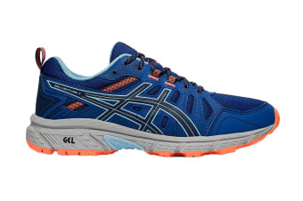 ASICS Women's Gel-Venture 7 Running Shoe (Blue Expanse/Heritage Blue, Size 8 US)