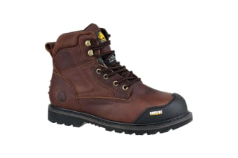 Amblers Safety FS167 Mens Safety Boots (Brown) (11 UK)