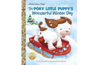 LGB The Poky Little Puppy's Wonderful Winter Day