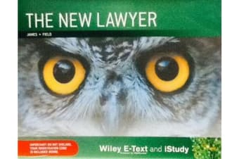 The New Lawyer eBook and iStudy