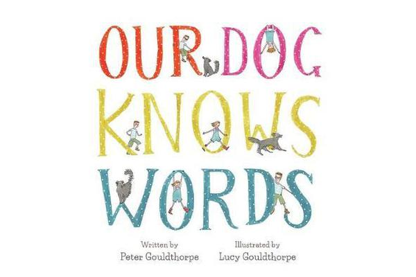 Our Dog Knows Words
