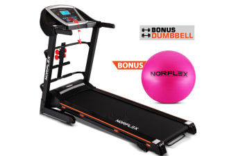 NORFLEX Electric Treadmill Incline Home Gym Exercise Machine Fitness Equipment