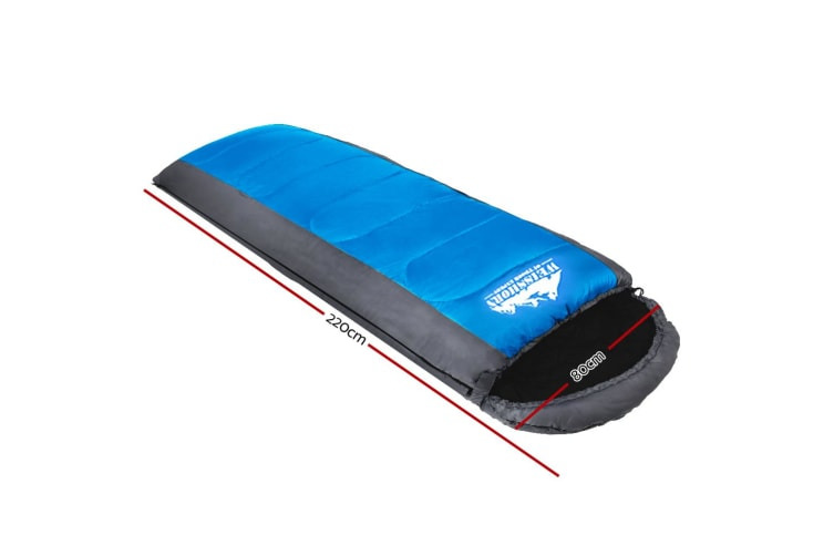 Weisshorn Sleeping Bag Bags Single Camping Hiking -20 degree centigrade Tent Winter Thermal