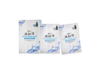 SNP Jeju Rest Marine Water Mask (Moisturizing) 10x22ml/0.74oz