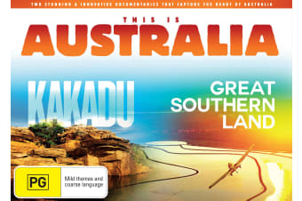 This is Australia DVD Region 4