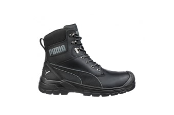 Puma Safety Mens Conquest 630730 High Safety Boot (Black) (6.5 UK)