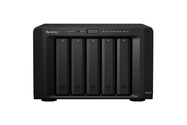 Synology DiskStation DS1517 5-Bay NAS Server