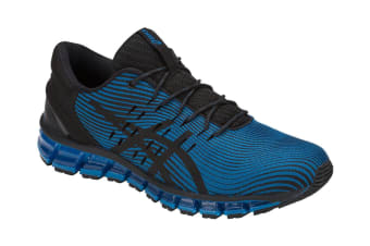 ASICS Men's Gel-Quantum 360 4 Running Shoe (Race Blue/Black)