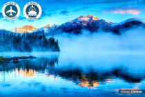 CANADA & ALASKA: 18 Day Tour & Cruise Including Flights for Two