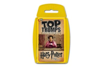 Top Trumps Harry Potter & The Order of the Phoenix Card Game 6y+ Family/Kids Toy
