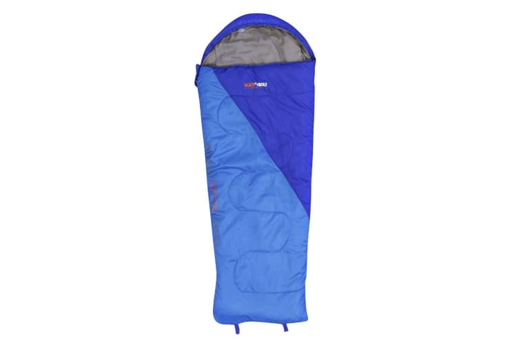 BlackWolf Star 500 Sleeping Bag - Ocean/Blue