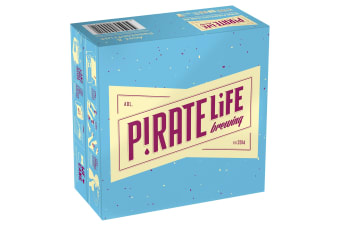 Pirate Life Brewing Acai & Passionfruit 16 x 355mL