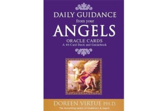 Daily Guidance From Your Angels Oracle Cards - 365 Angelic Messages...