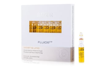 Babor Fluids FP Multi Active Vitamin Fluid (Moist & Lipid) - For Dry Skin 7x2ml