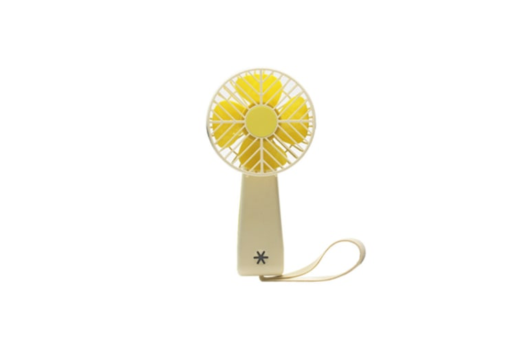 USB Portable Mini fan ORANGE