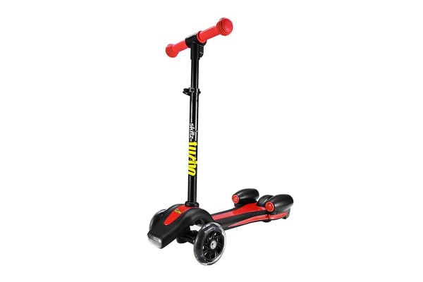 Go Skitz 3 Wheeler Turbo Scooter (Red)