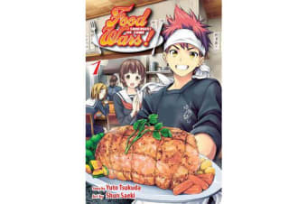 Food Wars!, Vol. 1 - Shokugeki no Soma