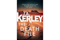 The Death File - A Gripping Serial Killer Thriller with a Shocking Twist