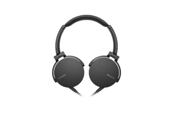 Sony Extra Bass Headset - Black (MDRXB550APB)