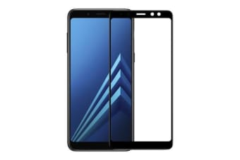 Nillkin Galaxy A8+ (2018) 3D Premium Full Covered Glass Screen Protector