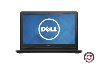 "Dell Inspiron 14 3473 14"" Windows 10 Laptop (Intel Celeron N4000, 4GB RAM, 32GB EMMC) - Certified Refurbished"